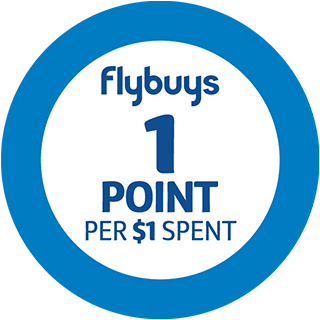 Flybuys 1 point per $1 spent